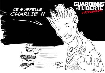 Je s'appelle CHARLIE!