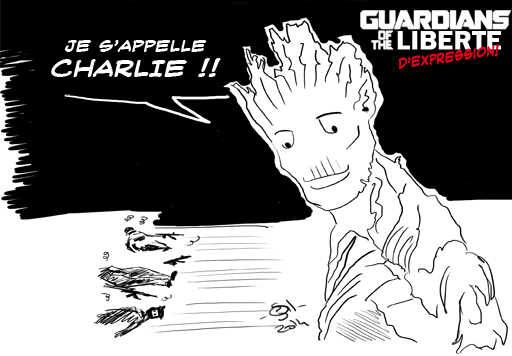 Je s'appelle CHARLIE! by Gilmeril