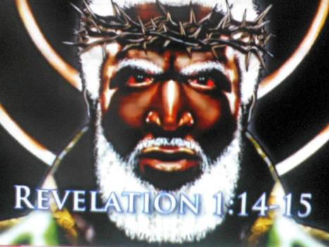 Christ Yashaya or known as Jesus Image