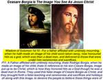False Image of Christ