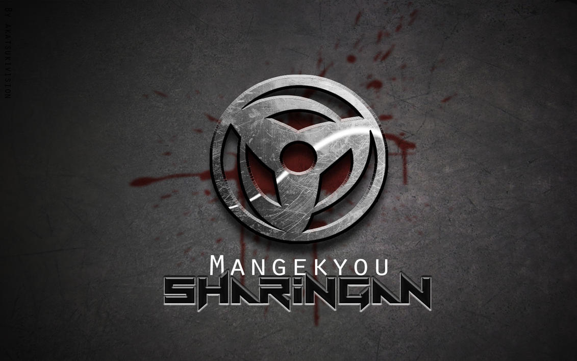Mangekyou Sharingan Wallpaper By Akatsukivision