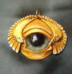 Flying Eye Pendant