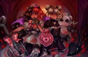 Contest - Let We Nurse You by CeryliaRectris
