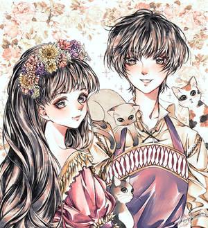 Fleur Illustration I