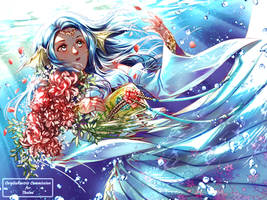YCH #16 - Hyouka Tsuki