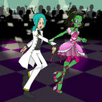 Come on, Ollie! Dance with me! by pixiesera