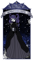 HHI: Cryptsten Winter Ball by pixiesera