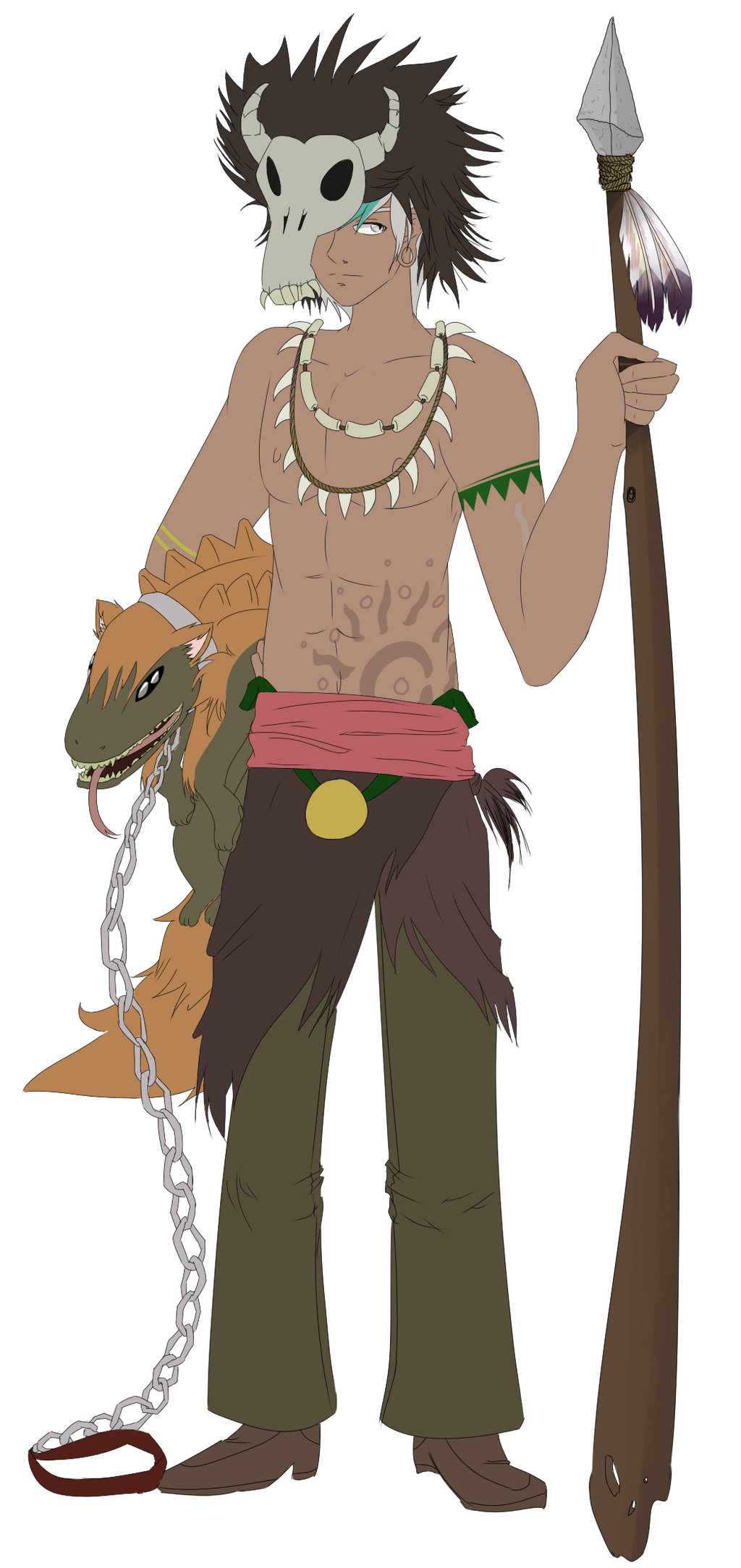 Character Design Contest 2014 : Boiledhard contest character design by azeixal on deviantart
