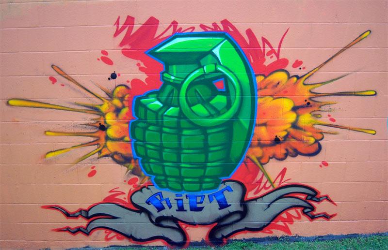 Grenade by RietOne