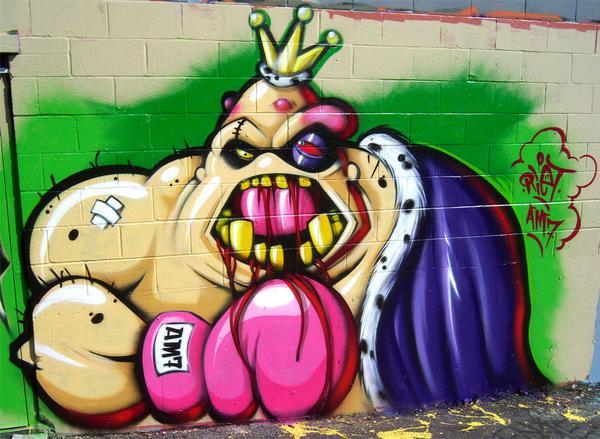 King Hippo by RietOne