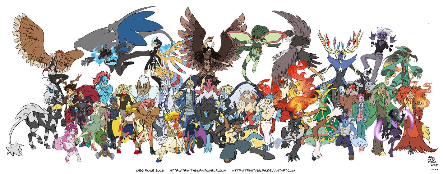 Happy 20th, Pokemon! by TrinitySilph
