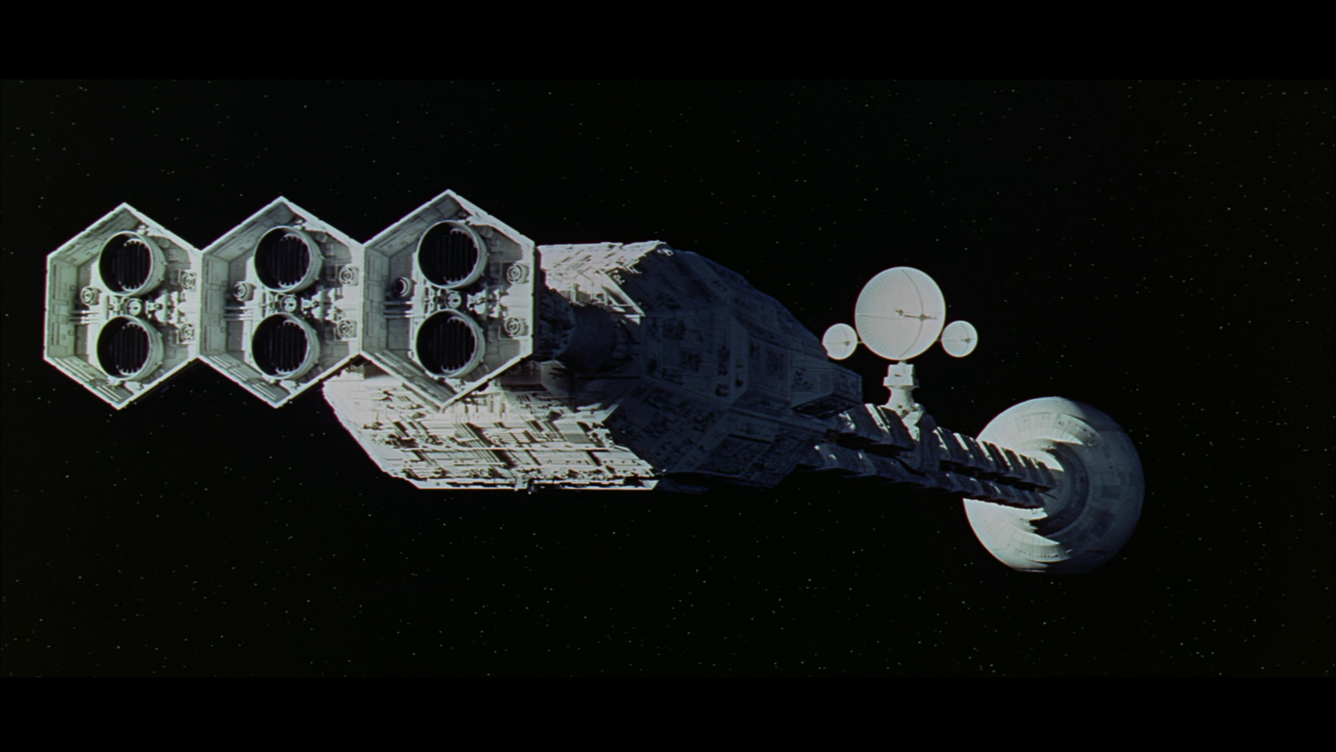 Kubrick 2001 The space odyssey explained