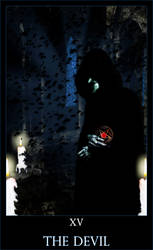 The Devil-XV by xrazorblade-beautyx