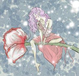 A rose of Love by Le-Artist-Boheme