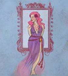 My Aphrodite by Le-Artist-Boheme