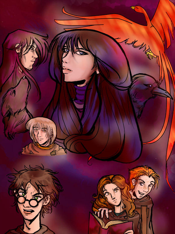Harry Potter Fangirl Syndrome by Le Artist Boheme How do you help your teen to bring balance into his schedule?