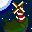Windmill Gorillaz by TrisyDesign