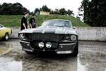 67' Shelby Mustang GT500 Front