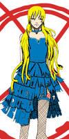 Doll Oc Proxy colored