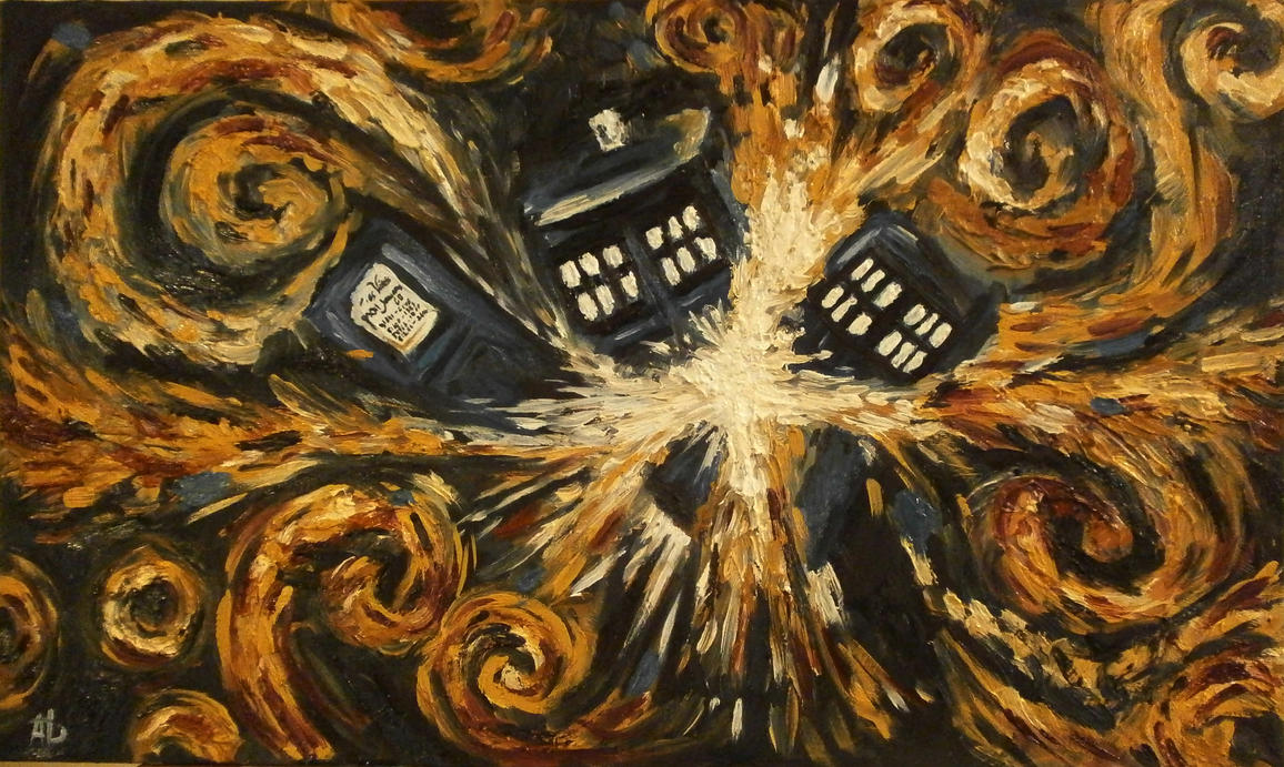 The Pandorica Opens by shereline