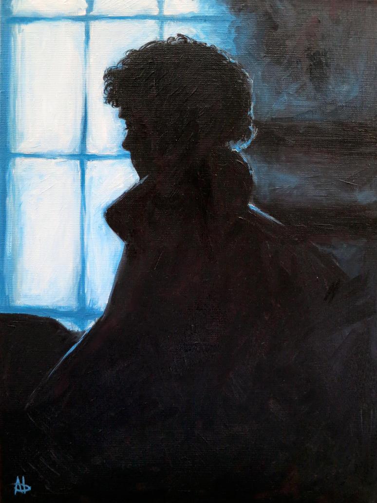 Sherlock by shereline