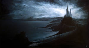 Dark Castle by shereline