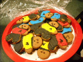 Gingerbread Ensigns by GenevieveRose