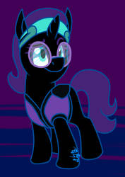 Nyx by cosmicArtist-2000