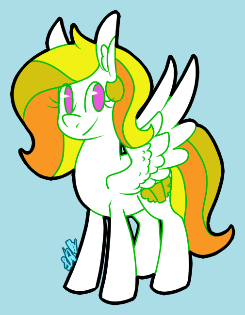 Neutral Mystic by cosmicArtist-2000