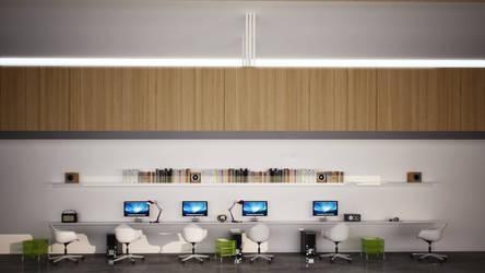 Architecture Office by baydogdudesign