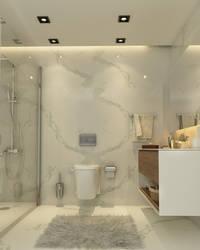 Bathroom - Mevsim Istanbul by baydogdudesign