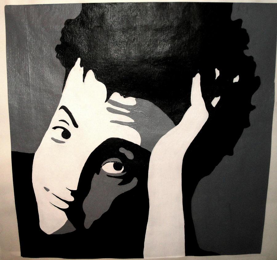 Billy Joel Pop Art by longgreenhat
