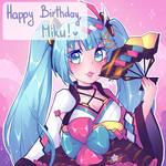 Miku Hatsune's birthday