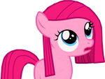 Pinkie Pie Filly Vector