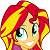 Sunset Shimmer (smile2) Plz by Sugarilicious