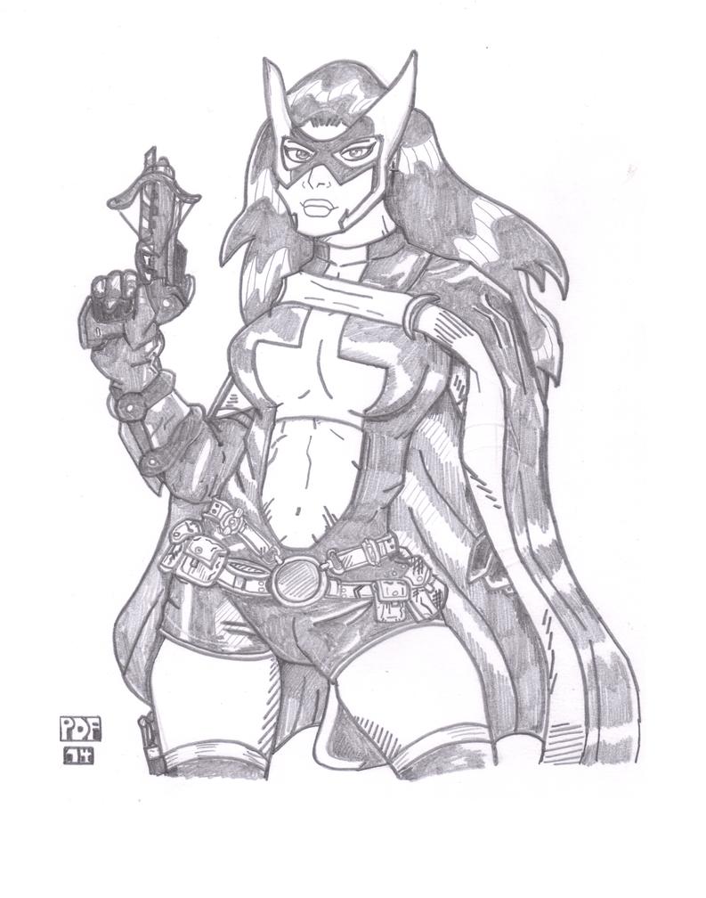Huntress by pdfletcher
