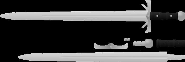 Sword of The Kurgan from Highlander