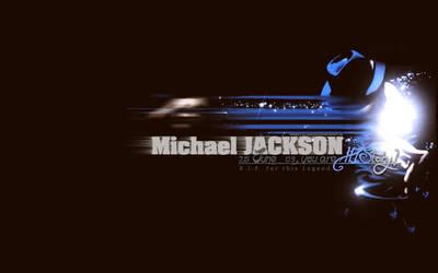 Michael JACKSON by peytonsworld