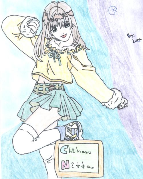 Luna's Fan Art Chiharu____Boys_Be____by_LunaInverseElric