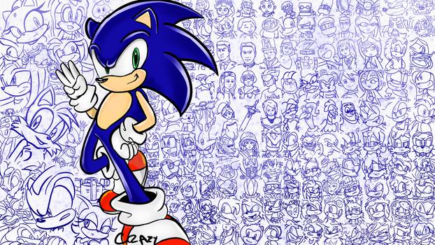 30 Years of Sonic the Hedgehog