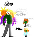 This is Chris.... that's all there is