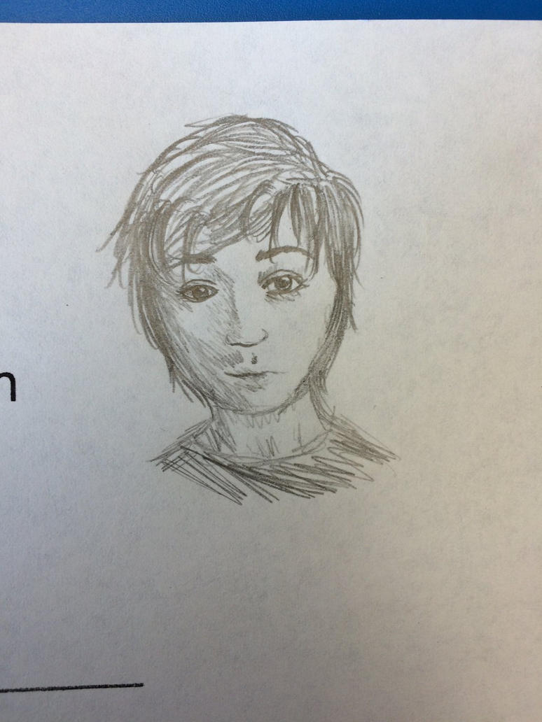 School Sketch by Teleduni