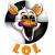 Lolbit emoticon by Igrisa