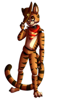 [CP] Jack The Tiger by Igrisa