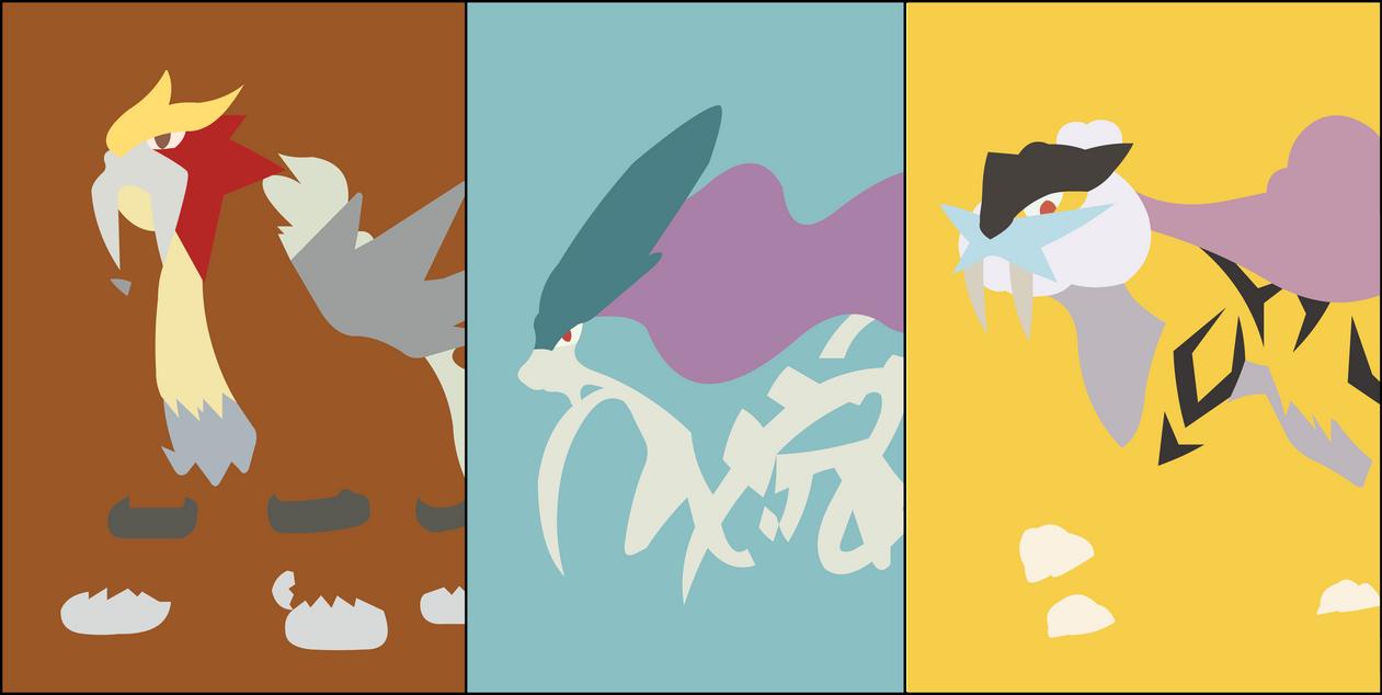 Legendary Dogs by dragonitearmy on DeviantArt