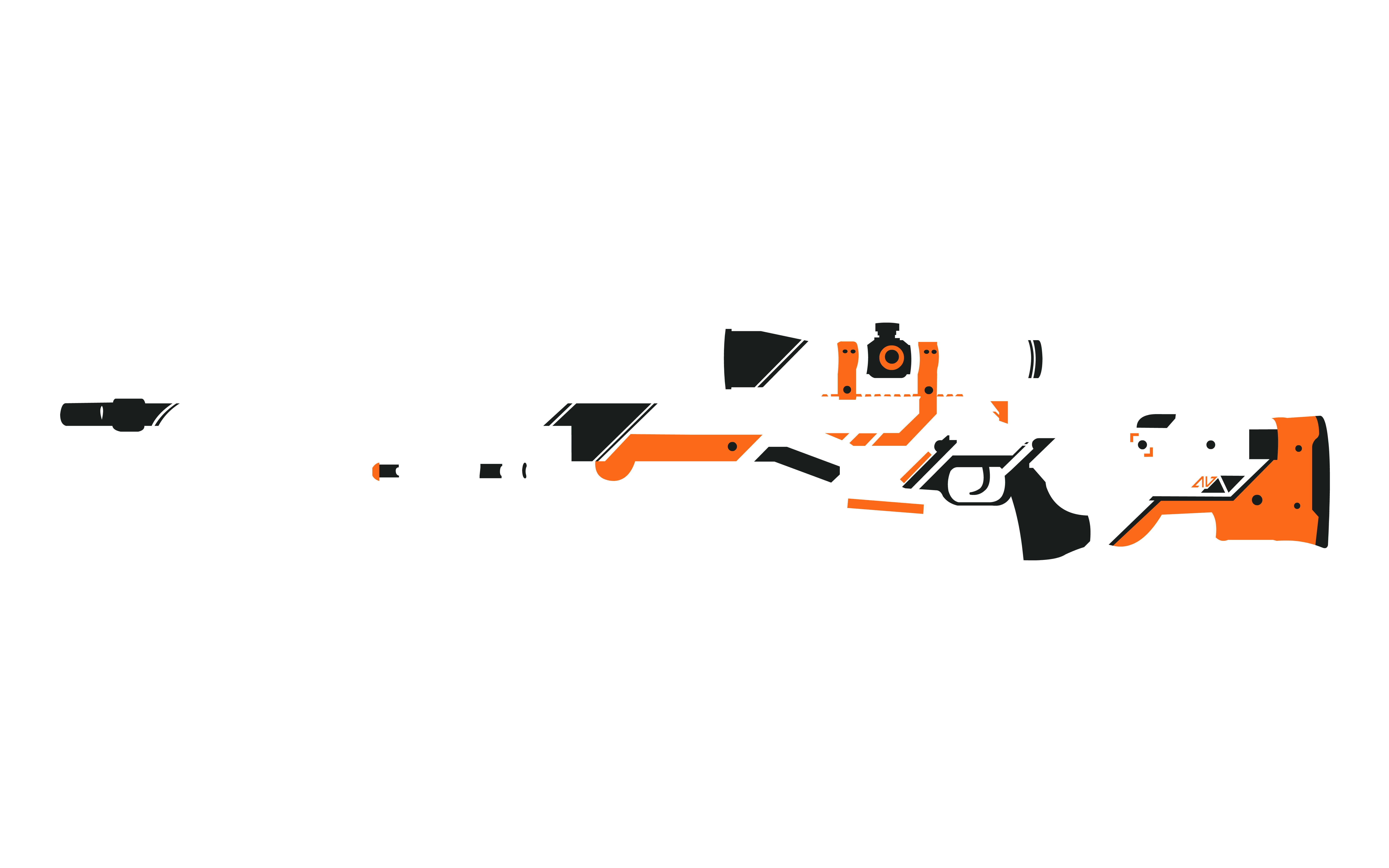 Line Art Photo Cs : The gallery for gt awp asiimov png