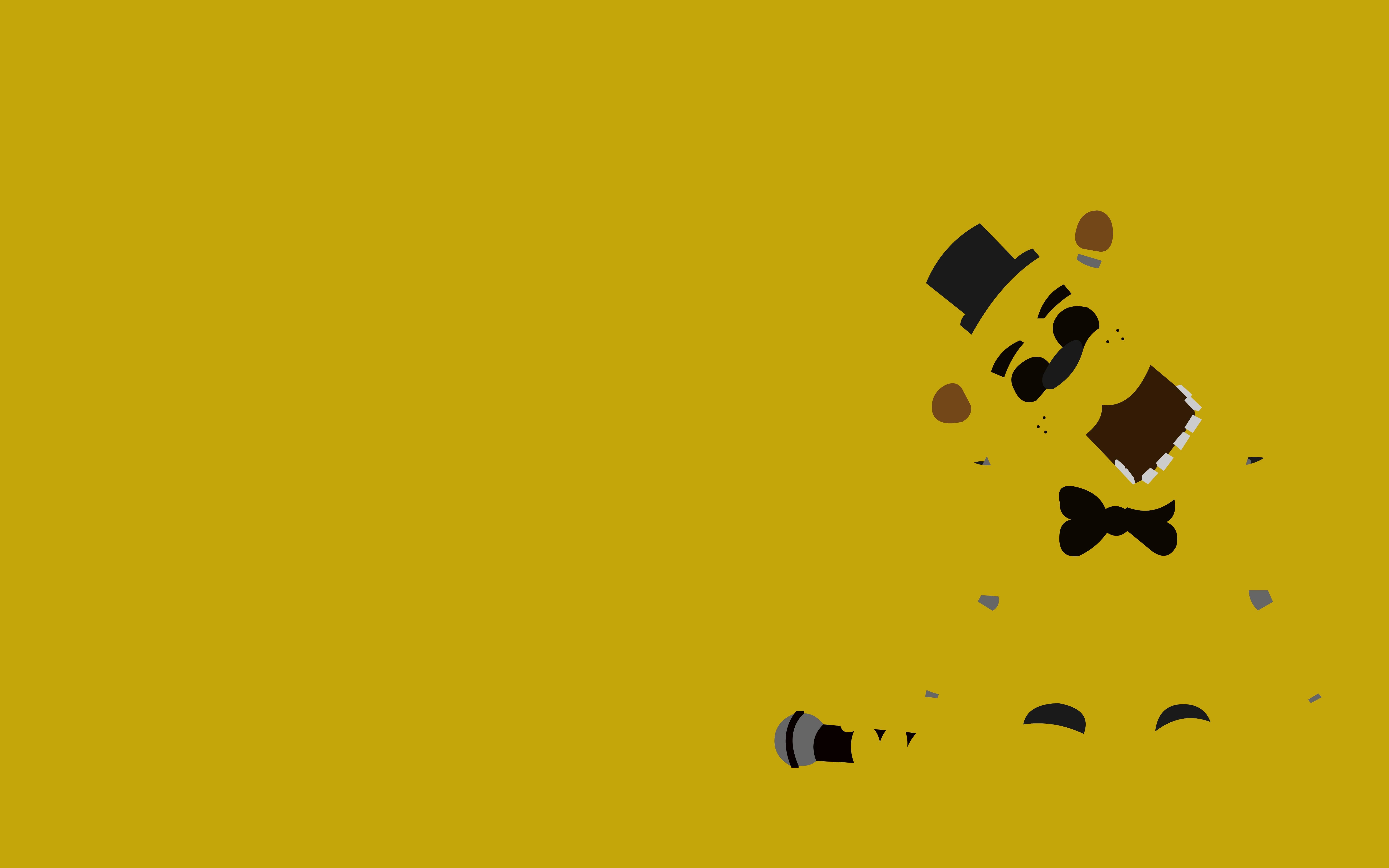 Golden Freddy By Dragonitearmy On Deviantart