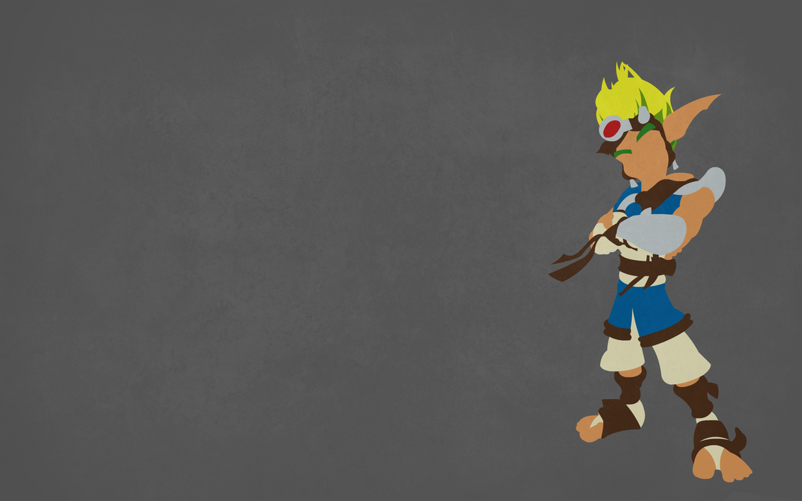 Jak And Daxter Wallpaper 12835803: Jak And Daxter By Dragonitearmy On DeviantArt