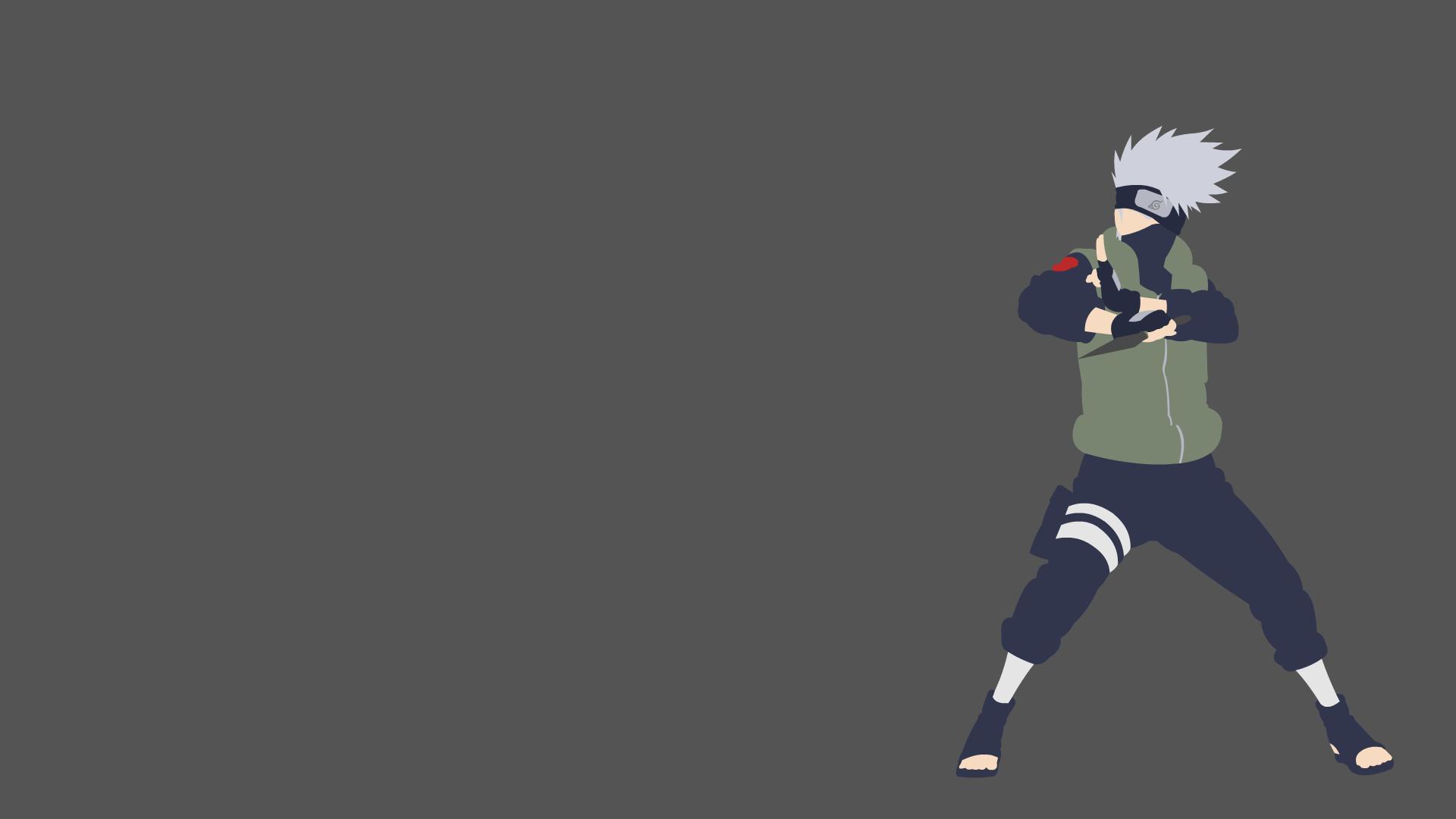 Sasuke Minimalista Fondo: Kakashi 3 By Dragonitearmy On DeviantArt