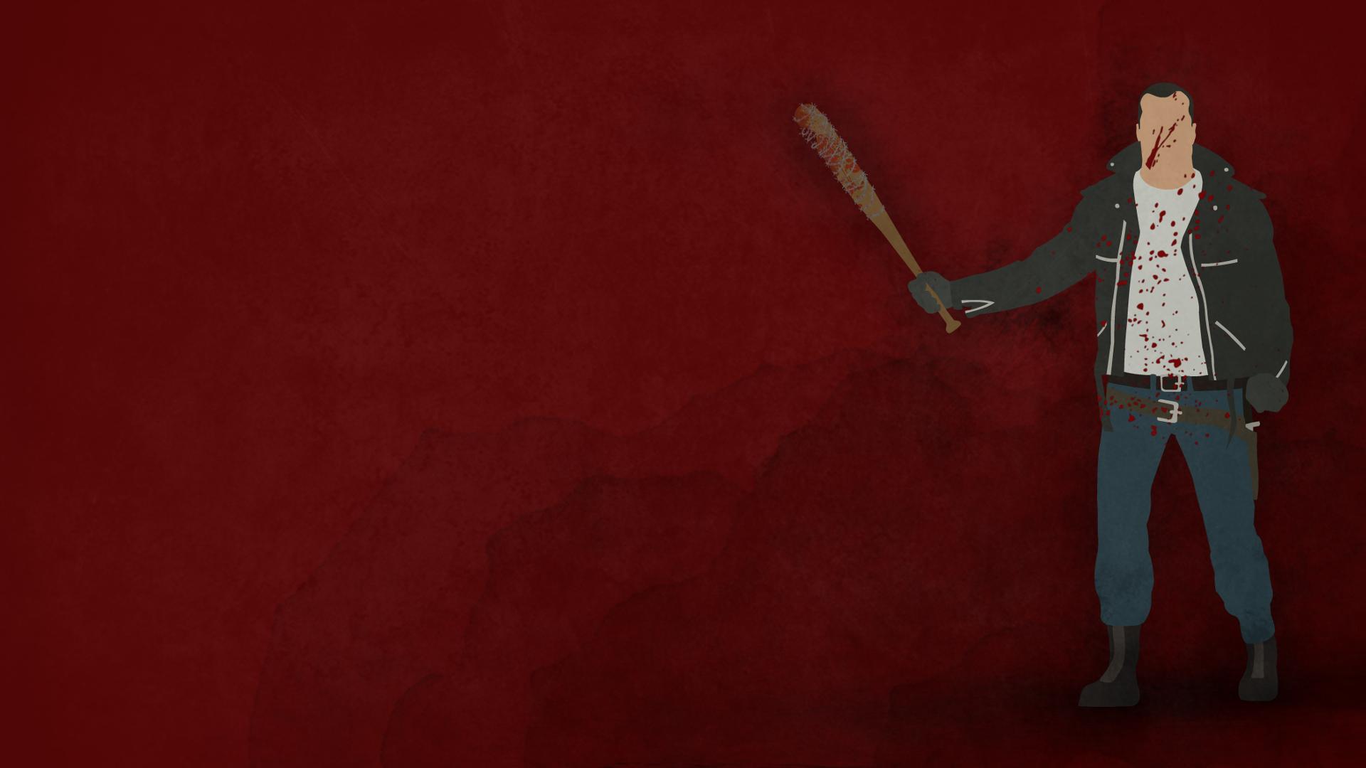 The Walking Dead Negan Wallpaper: The Walking Dead By Dragonitearmy On DeviantArt
